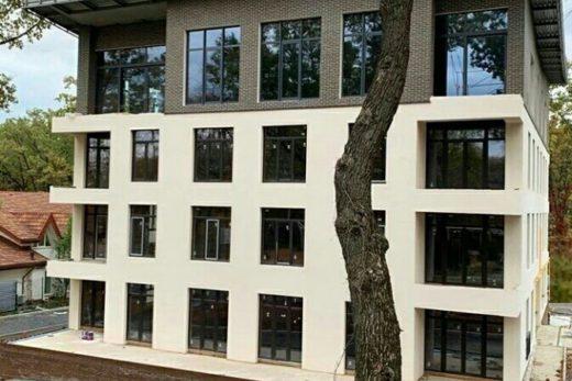 Наименование объекта: Строительство жилого 4-х этажного дома на объекте резиденция Park House по ул. Батумская, 4 в г. Харьков.