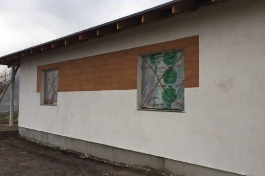Строительство одноэтажного жилого дома по адресу: пер. Променистый, 18-А, г. Харьков