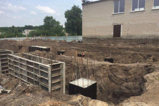 Реконструкция существующего здания Натальинского учебно-воспитательного комплекса