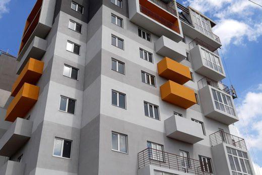 Строительство (реконструкция) жилого комплекса «Gaudi Hall».
