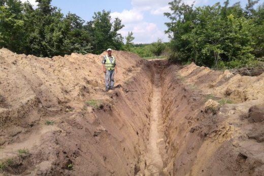 Строительство системы водоснабжения в с. Осиново